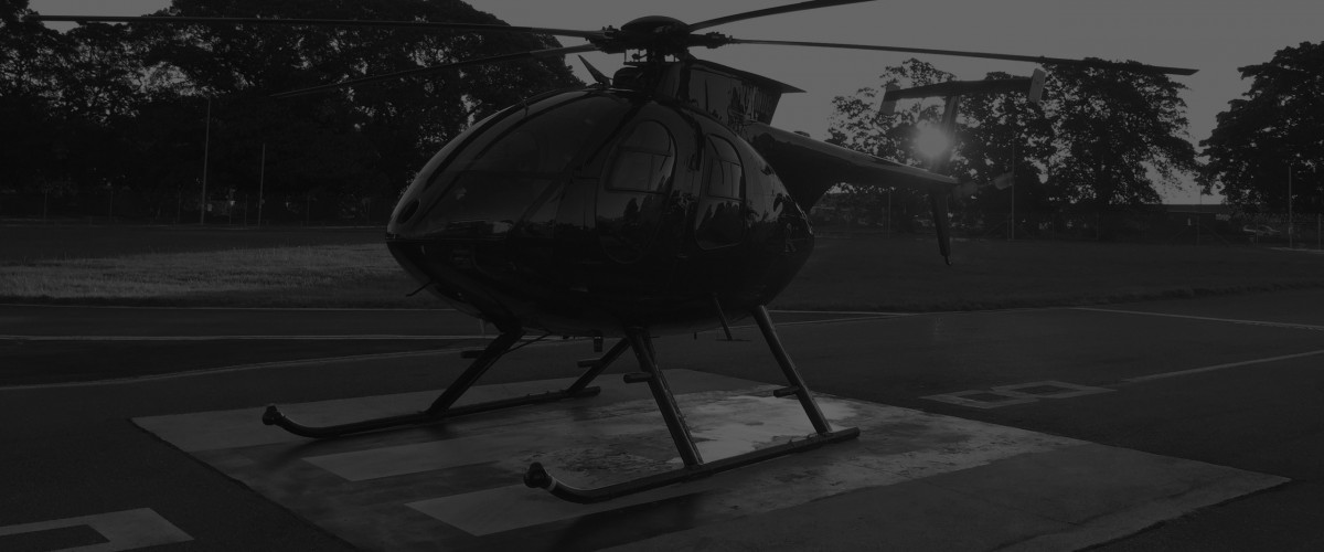 Black Ops Helicopters MD500