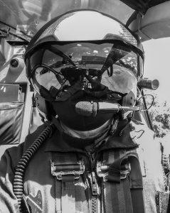Pilot, Mark Fitzsimmons.